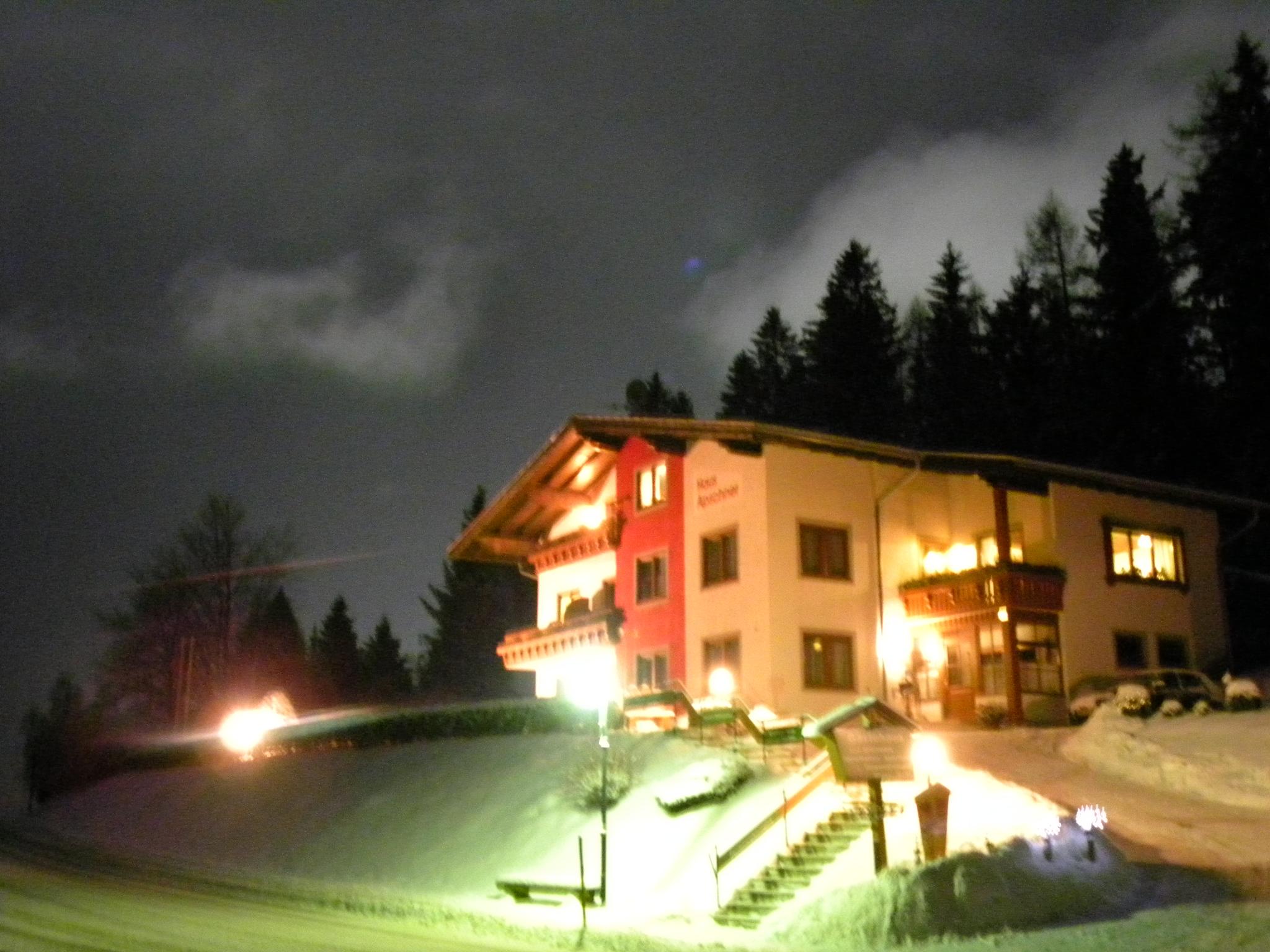 Haus Nacht Sommer