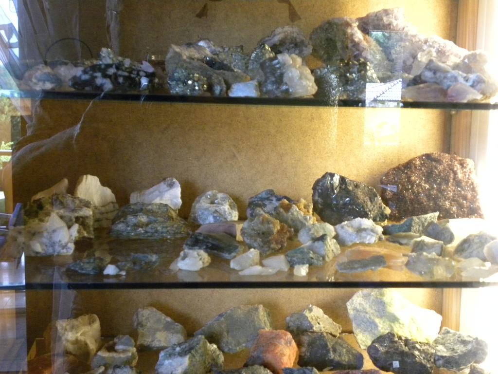 Mineralienschau 1