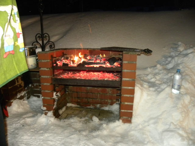 Wintergrill